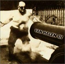 USED Van Halen III CD