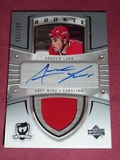 05-06 The Cup ANDREW LADD Auto Patch RC 111/199 Patch Rookie NICE CARD!