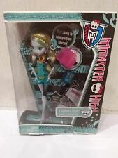 Monster High Lagoona Blue Doll & Pet Piranha w/ Diary & Purse <Retired Version >