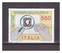 S17894) Italy MNH 1986 Philately 1v