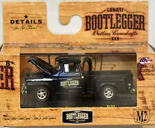 M2 MACHINES 2016 BOOTLEGGER 1958 CHEVROLET APACHE STEP SIDE BL02