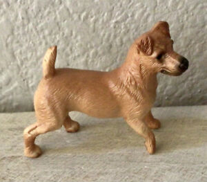 Breyer Dog JACK RUSSELL TERRIER - Tan #61039 Vet Care Set 2013-17
