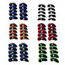 10pcs Neoprene Golf Club Iron Head Cover For Titleist Callaway Ping Taylormade