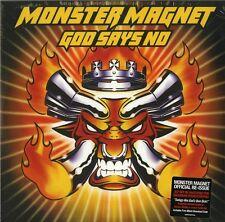 MONSTER MAGNET GOD SAYS NO DOPPIO VINILE LP 180 GRAMMI NUOVO !!