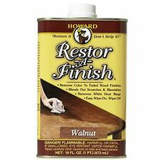 Howard Products Rf4016 Restor-A-Finish, 16 oz, Walnut New Fast Free Ship