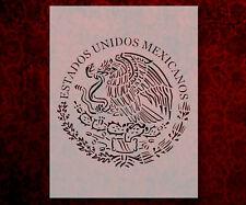 Mexican Flag Estados Unidos Mexicanos 8.5