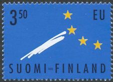 Finland 1995 MNH Stamp - Finland and EU