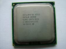 Intel Xeon  Quad Core X3323 SLBCS+ SLASE / 2,50 GHz / LGA 771 /  Prozessor