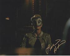 LESLIE HENDRIX Gotham TV Show Kathryn Actress SIGNED 8X10 Photo COURT OF OWLS b