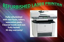 HP LaserJet M2727nf MFP CB532A Laser  Printer Scanner Copier Fax All-In-One Mach