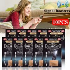 10Pcs Cell Phone Signal Boosters -The Latest SP-1 Antenna GENERATION X PLUS