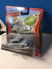 Disney Pixar Cars SIR HARLEY GASSUP, Super rare CHASE! MIBP