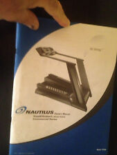 Nautilus   Bowflex Treadclimer Treadmill  excellent condition