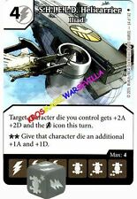 064 S.H.I.E.L.D. HELICARRIER Iliad -Common- AGE OF ULTRON Marvel Dice Masters
