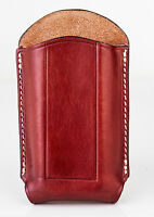 KIRO Holsters - Single Mag Open Top Hand Made Leather Pouch for Glock 9mm & .40
