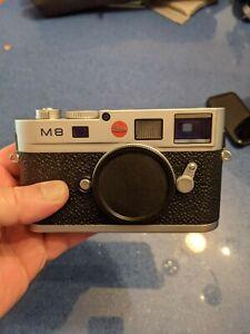 Leica M M8.2 10.3MP Digital Camera - Black (Body Only)