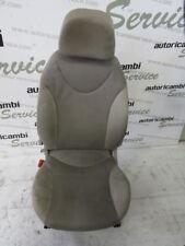 SEDILE ANTERIORE SINISTRO LATO GUIDA FIAT IDEA 1.4 B 6M 70KW (2005) RICAMBIO USA