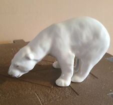 Royal Copenhagen Polar Bear  # 321
