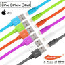 3FT MFi Certified Apple OEM Lightning Data Sync Charger Cable For iPhone X 8 7 6