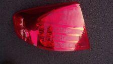03 04 INFINITI G35 SEDAN DRIVER LEFT SIDE TAIL LIGHT LAMP OEM