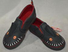Vans Toddler Boy's Asher V Vansosaur Asphalt/Rac Skate Shoes-Assorted Sizes NWB