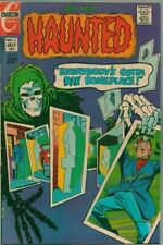 Haunted #13  Charlton Comics 1973 Ditko c/a
