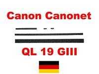 Canon Canonet QL19 GIII Lichtdichtung Set - Light Seal Kit -