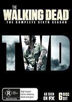 The Walking Dead : Season 6 : NEW DVD