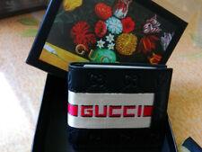 Authentic Gucci Men's  Leather  Wallet  3b
