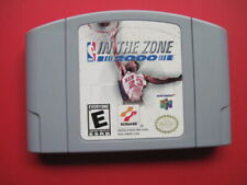 N64 NBA In The Zone 2000 Nintendo 64 Game *Cleaned & Tested*