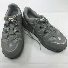 MBT Sport 4 Walking Shoes Gray Rocker Bottom Womens Size 6