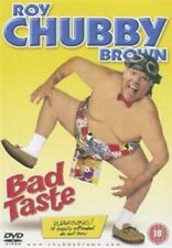 Roy Chubby Brown: Bad Taste - DVD Region 2 DISC ONLY #A432