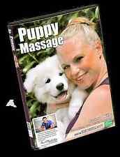 Regalo De Perro Cachorro Masaje DVD,