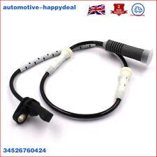 34526760424 ABS Anti Lock Brake Wheel Speed Sensor Fit BMW 1 3 Series Front Side
