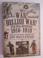 War! Hellish War! Star Shell Reflections 1916 - 1918 - World War One