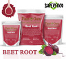 Red Beet Root Powder Beta Vulgaris Non-GMO Nitric Oxide Extract Super Food Juice