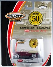 Matchbox 50 Years Collection 1955 Chevrolet Bel Air MOC 2002