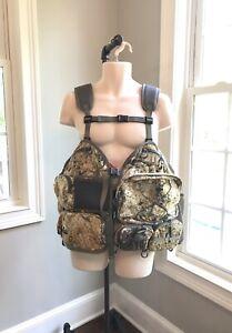 Cabela's Speedy Yote Kickstand Vest Hunting Gear Camo  - NEW $149.99