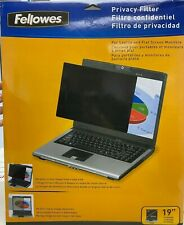 Fellowes Privacy Filter 19""