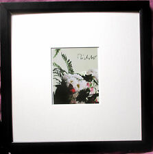GERHARD RICHTER >Blumen< HAND-SIGNIERT, Multiple,  hand signed, + Rahmen