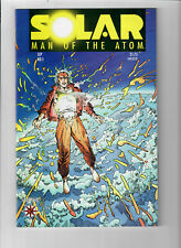 SOLAR: MAN OF THE ATOM (v2) #1 - Grade 9.4 - Barry Windsor-Smith cover!