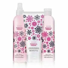 Avon Magical Feerie Collection, 3 Piece Set, *Shower Gel, Lotion, & Body Spray*