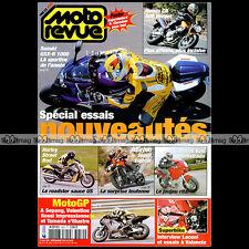MOTO REVUE N°3652 SUZUKI GSXR 1000 HARLEY 1130 STREET ROD BORIS CHAMBON 2005