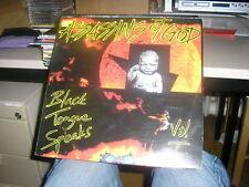 LP Punk Assassins Of God - Black Tongue Speaks Vol.I (13 Song) BONZEN REC