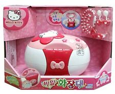 Sanadi Hello Kitty Girls Secret Mirror Chest Jewelry Box