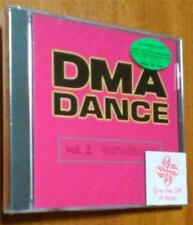 DMA Dance, Vol. 2:  Eurodance - New CD Album with 16 Tracks