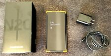 Samsung Galaxy Note20 Ultra 5G - 128GB - Mystic Black (Unlocked) Used + Extras