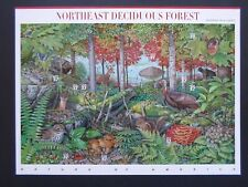 2005 Northeast Deciduous Forest - Cat # 3899 Sheet of Ten 37 Cent Stamps Mnh