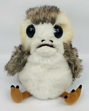 Star Wars Action Plush Porg by Se7en20 with authentic voice Disney Works