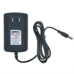 14V 1A AC/DC Adapter Charger Power Supply Cord plug tip size 5.5mm/2.5mm